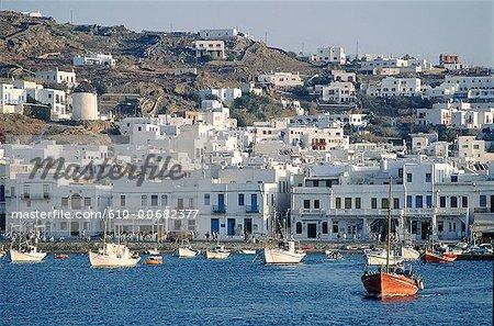 Grèce, Cyclades, Mykonos