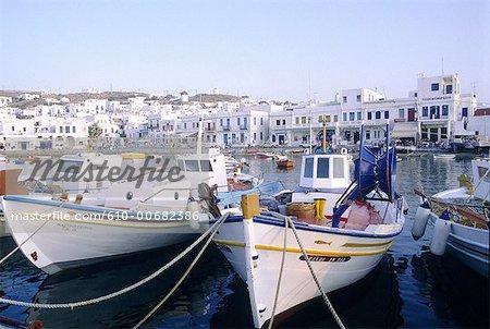 Greece, Cyclades, Mykonos
