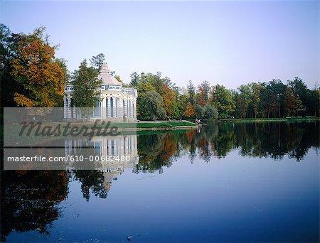 Russia, St Petersburg, Pavlovski palace