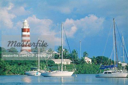 Bahamas, Abaco island.