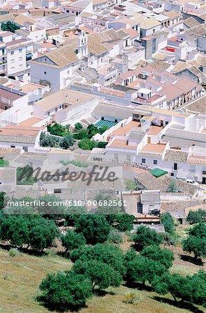 Spain, Andalusia, near Cordoba, Almodovar del Rio