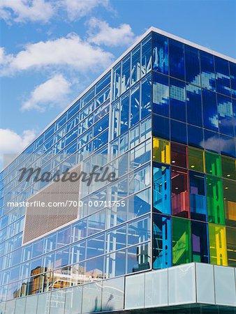 Centre des congrès Montréal, vieux Montréal, Québec, Canada