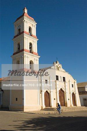 Old Church, Cuba