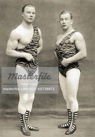 Two Strongmen