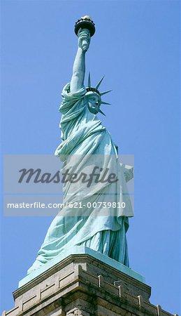 Statue de la liberté à New York, U.S.A.