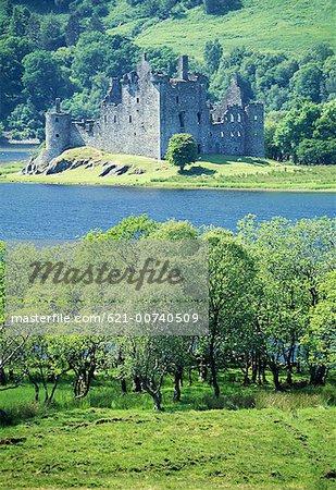 Kilchurn Castle, Lochow, Schottland