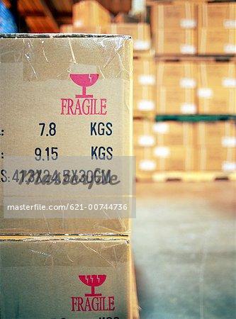Fragile cartons