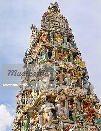 Sri Mariamman Hindu Temple, Singapore