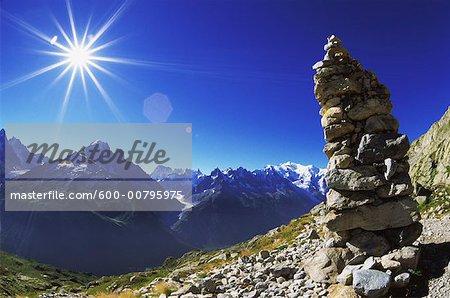 Aiguilles du Chamonix, Chamonix, France