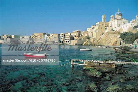 Grèce, Syros, Ermoupols