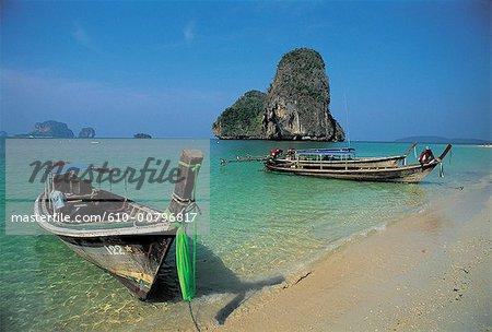 Thaïlande, Krabi
