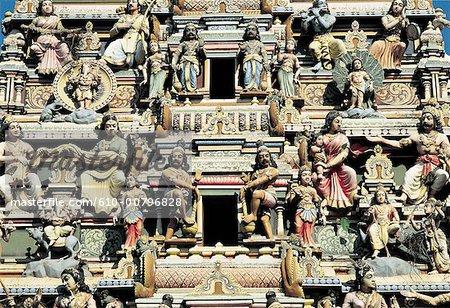 Sri Lanka, Colombo, Hindu Temple