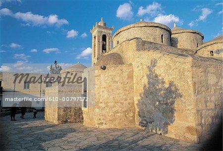 Chypre, église de Geroskipos.