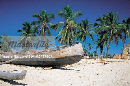 Plage de Madagascar, Toamasina,