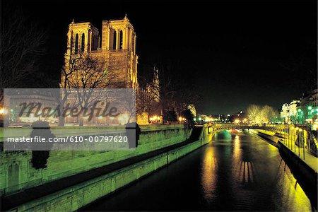 France, Paris, notre-Dame de Paris