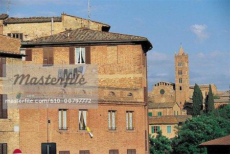 Italie, Toscane, Sienne