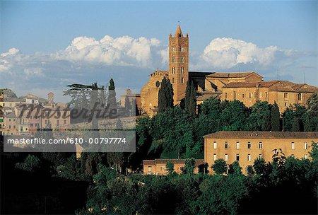 Italy, Tuscany, Siena, cathedral