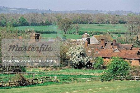 Angleterre, Kent, Hever.