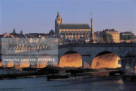 France, Touraine, Blois