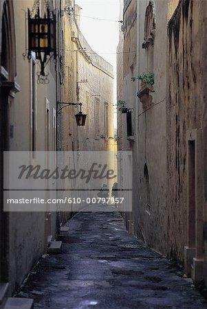 Malta, street