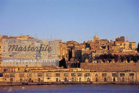 Malte, vue générale