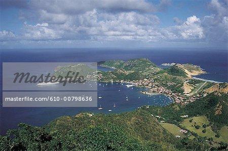 Français des Antilles, Guadeloupe, Les Saintes.