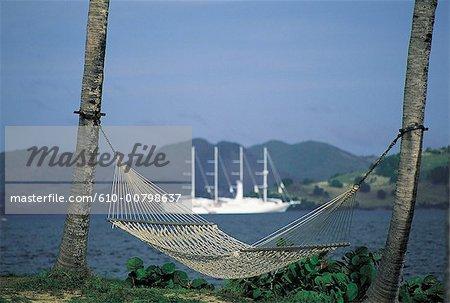 République dominicaine, hamac