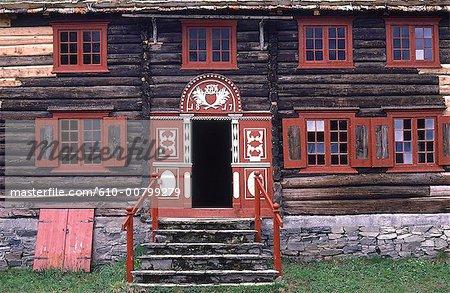 Musée de Trondheim, Norvège
