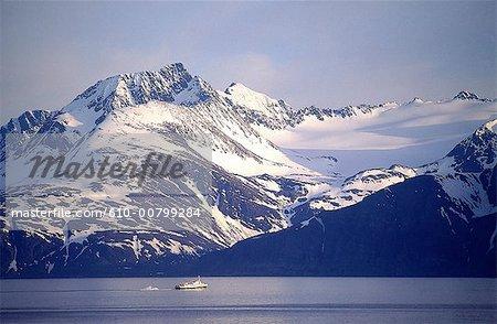 Norvège, Tromso, Alpes de Lyngen