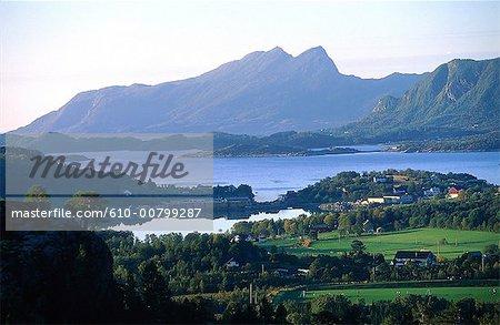 Norvège, Nordland, Meloy, Foroya