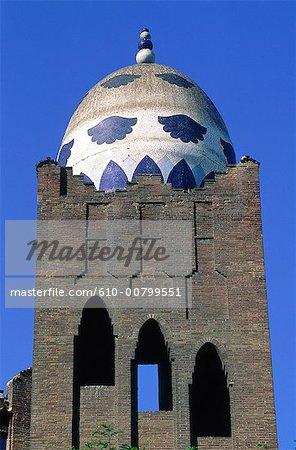 Spain, Barcelona, plaza de Toros, monumental dome