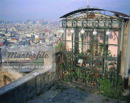 Naples Italie, Campanie
