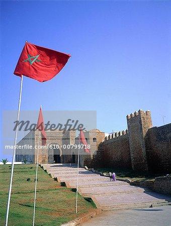Remparts de Maroc, Rabat-Salé,