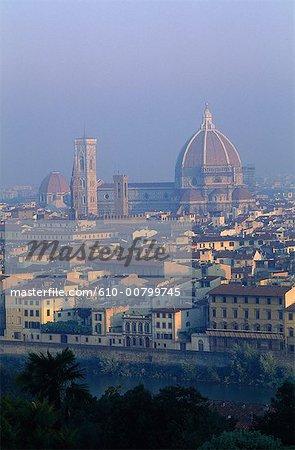 Italie, Toscane, Florence et le dôme