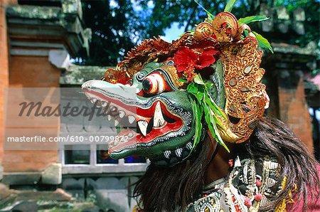 Indonesia, Bali, Batubulan, Garuda