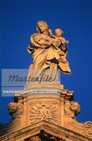 Italy, Rome, basilica di Santa Maria Maggiore