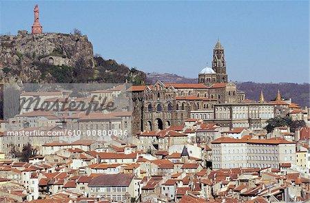 France, Auvergne, Le Puy en Velay