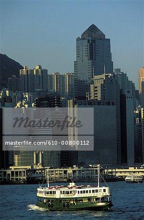 Chine, Hong Kong, Wanchai