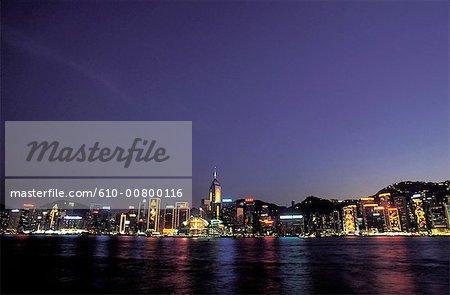 Chine, Hong Kong