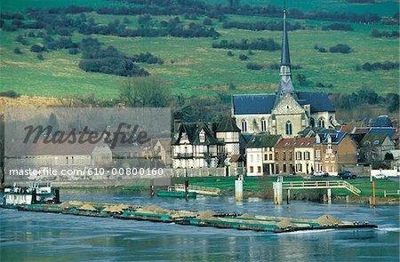 France, Normandie, les Andelys, val St Martin