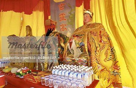 China, Taiwan, Taipei, Taoist cult