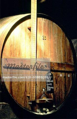 Tonneau de vin de Porto, Portugal