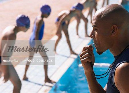 Whistle Blowing entraîneur