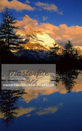 Cervin, Zermatt, Suisse