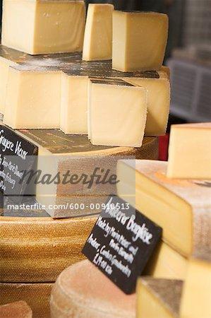 Cheese, Borough Organic Market London, England