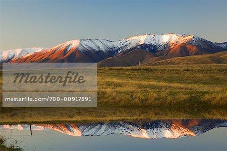 Hawkdun Range, Ranfurly, South Island, New Zealand