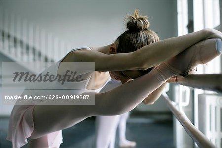 Ballett nackt