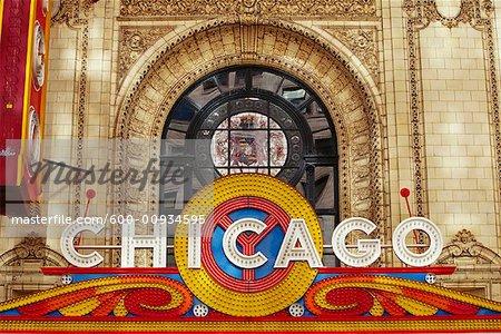 Chicago Theatre, Chicago, USA
