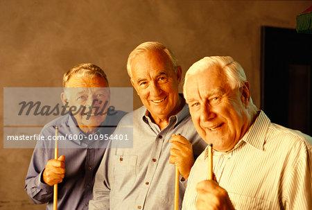 Portrait of Men