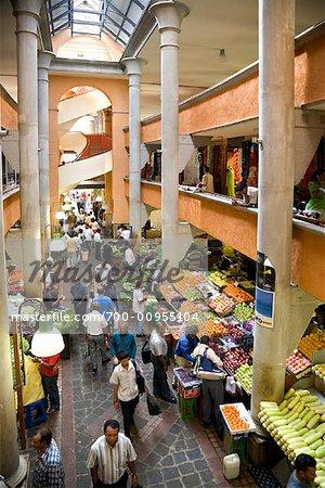 Central Market, Port Louis, Mauritius